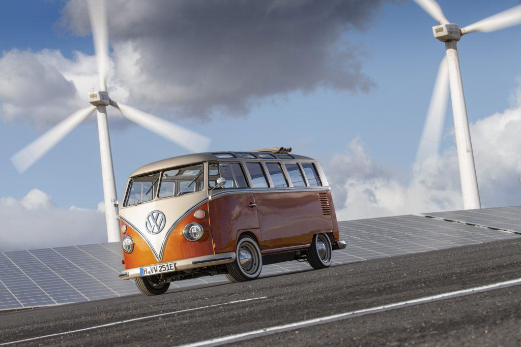 VW T1 Electro