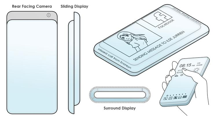 Макет слайдера  Samsung