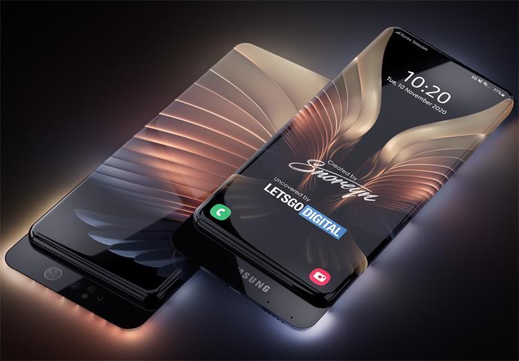 Слайдер от Samsung