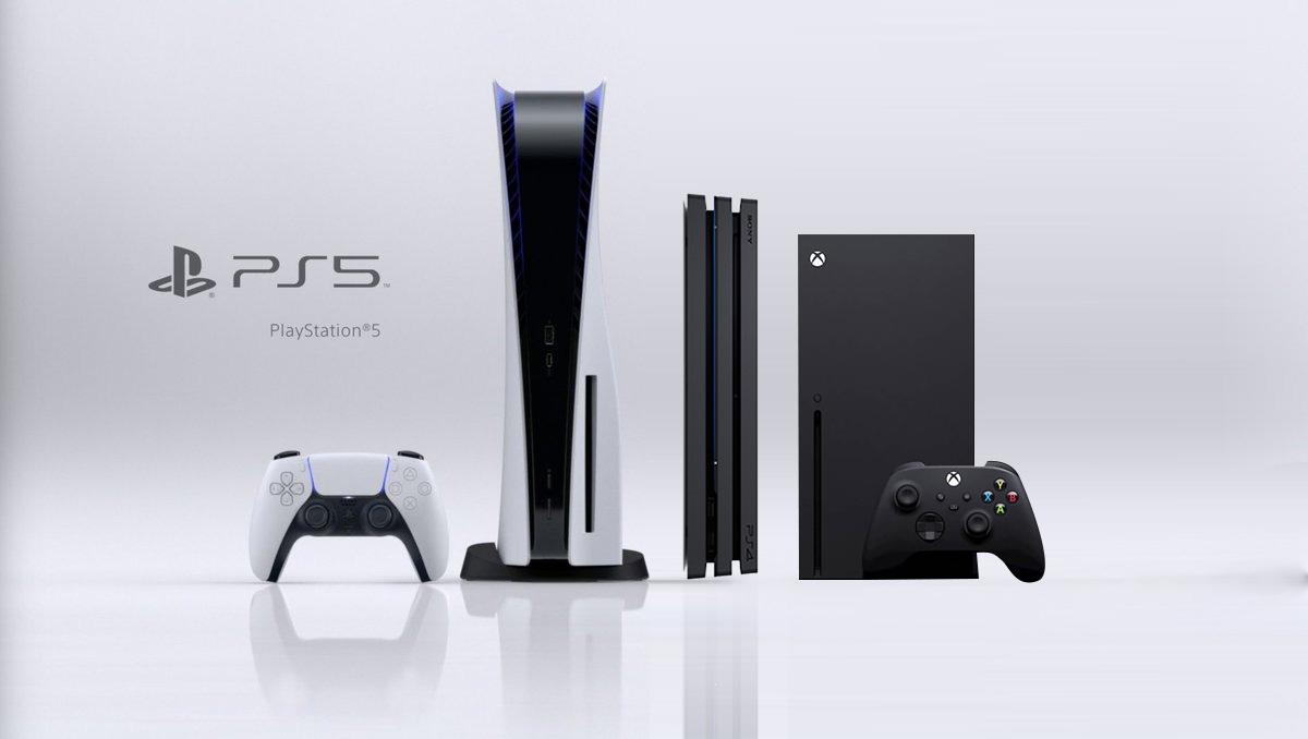 PlayStation 5 VS PlayStation 4