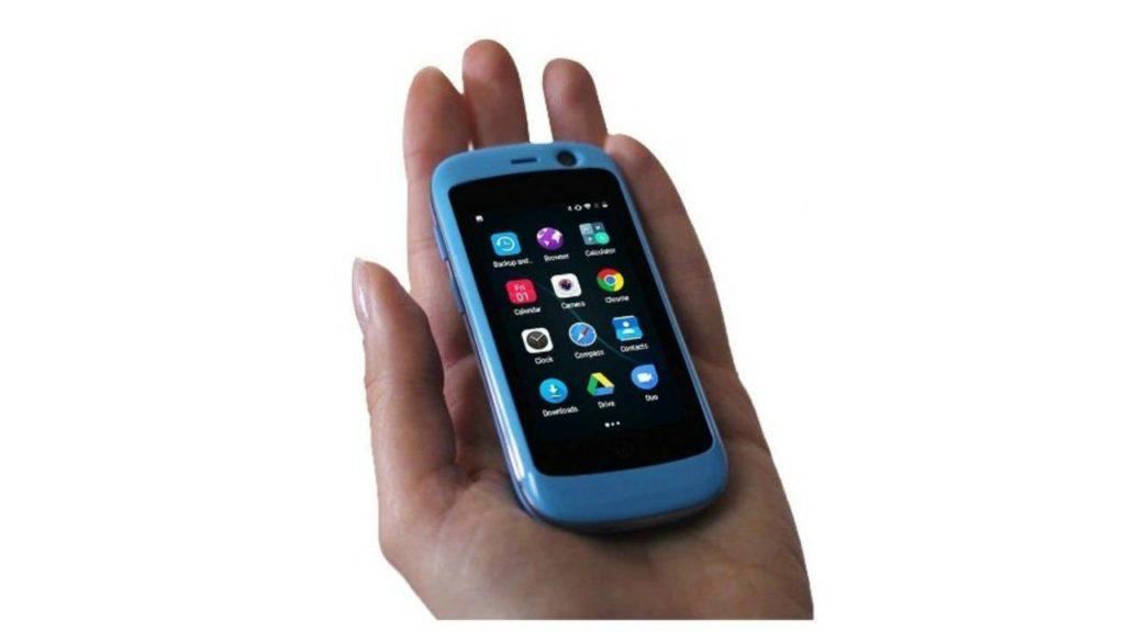 Компактный смартфон Jelly 2