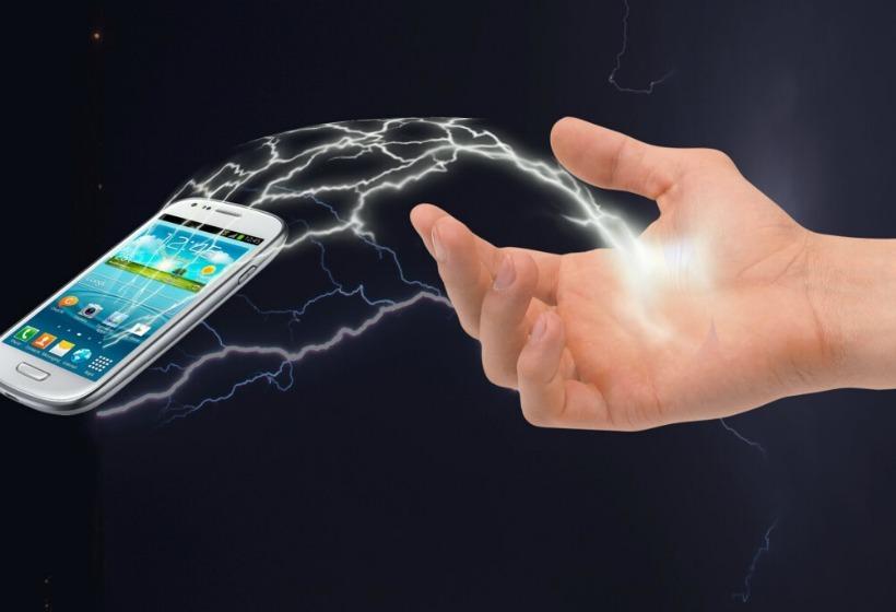 Прорыв в области зарядных устройств