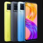 На рынок выходят новые смартфоны Realme 8 и Realme 8 Pro