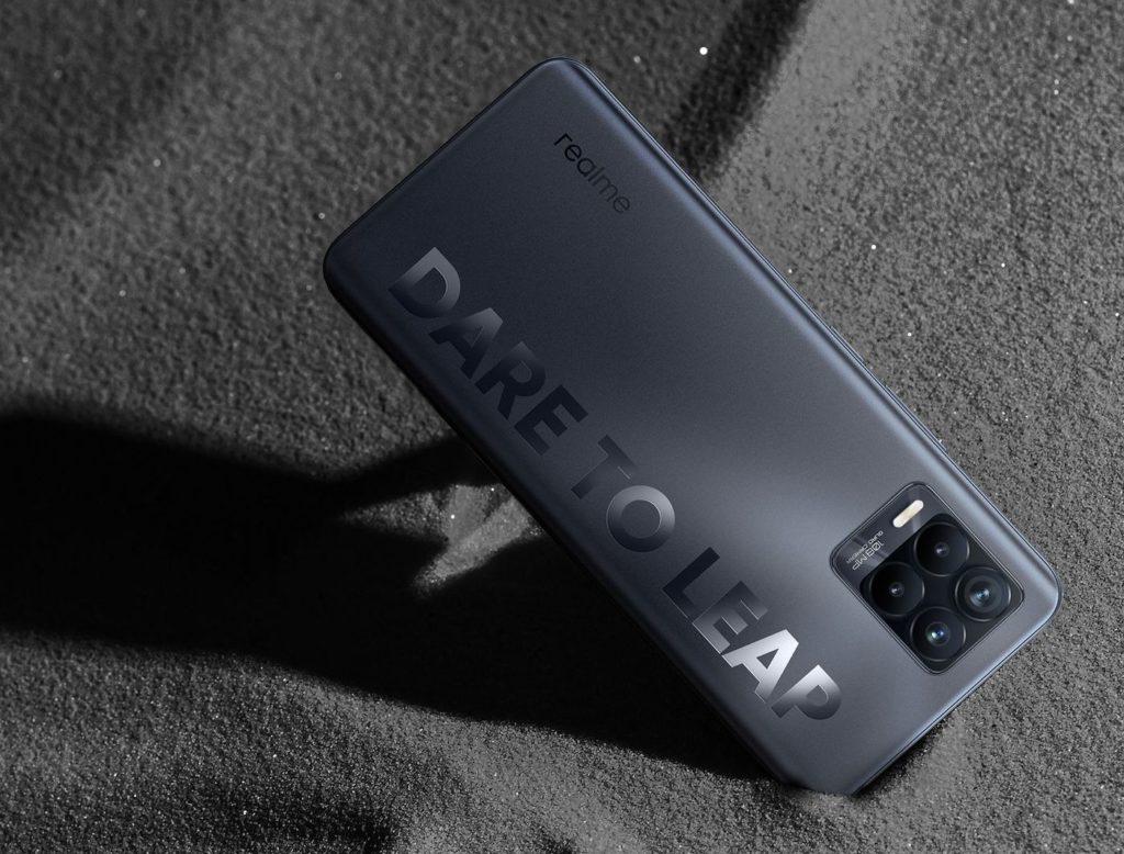 Realme 8 и Realme 8 Pro