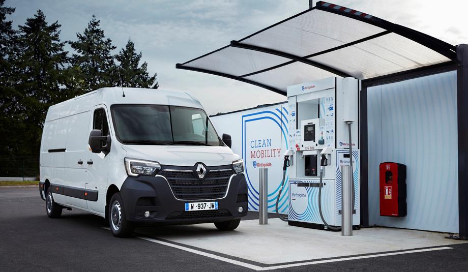 Renault и Plug Power