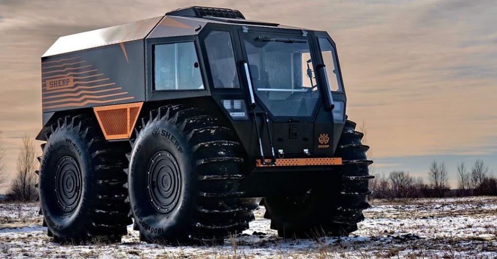 Шерп N 1200
