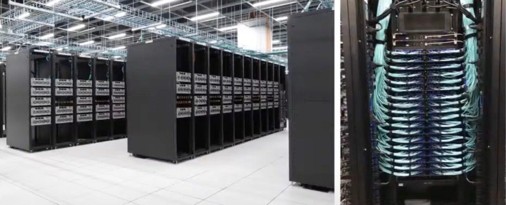 Tesla-Supercomputer