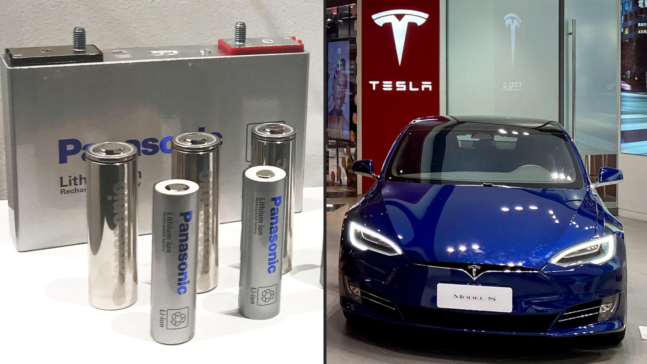 Panasonic & Tesla