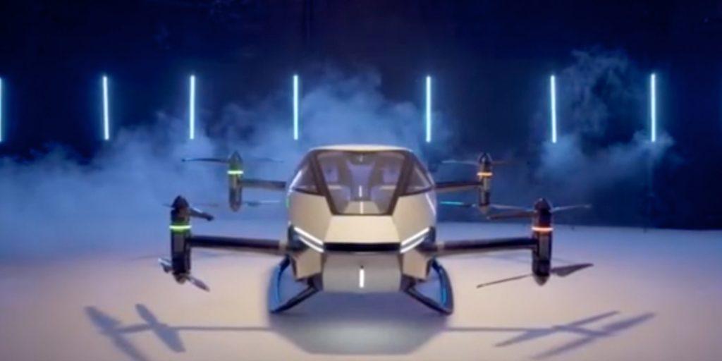 Xpeng-X2-Flying